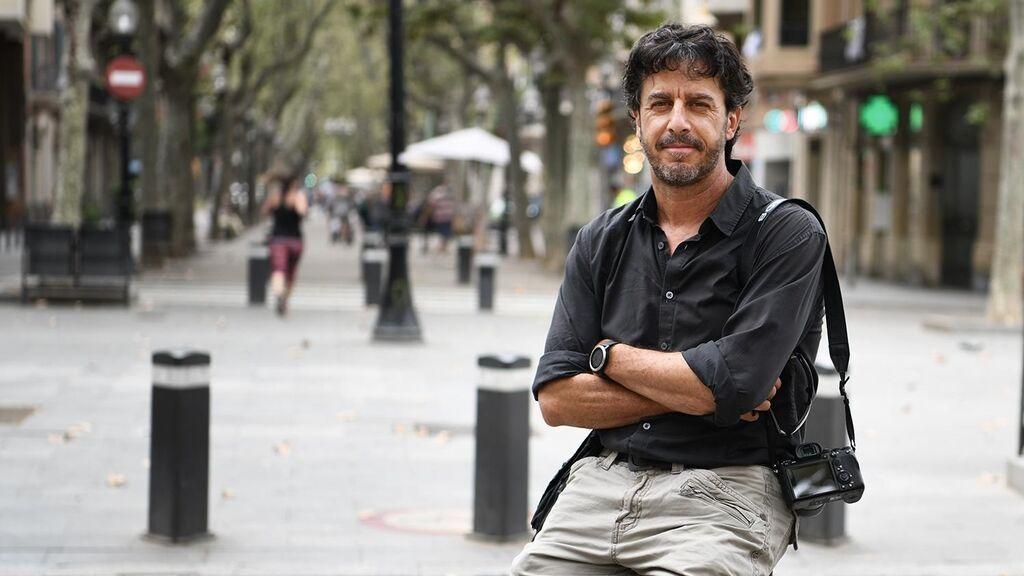 Emilio Morenatti, fotoperiodista español, gana un Pulitzer por su retrato del impacto de la covid en los ancianos