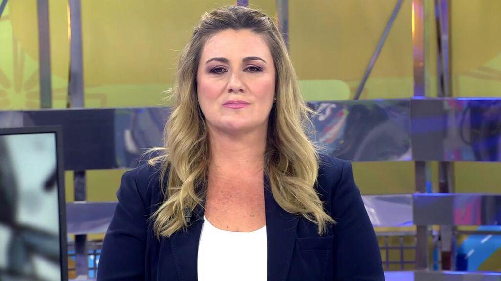 """Carlota Corredera, tras el hallazgo del cuerpo sin vida de Olivia: """"Está claro que la maldad existe"""""""