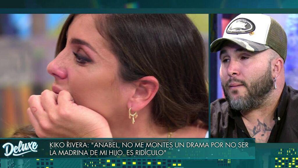 Kiko Rivera habla de su conflicto con Anabel Pantoja