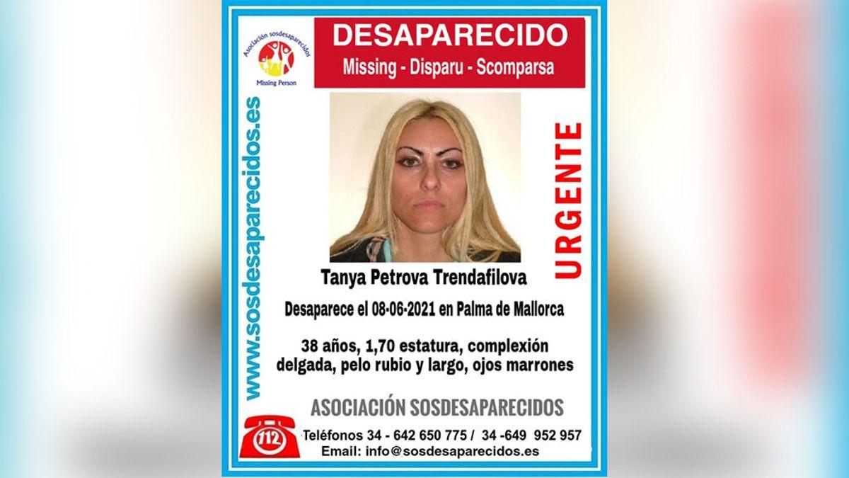 Buscan a Tanya Petrova, de 38 años, desaparecida en Palma