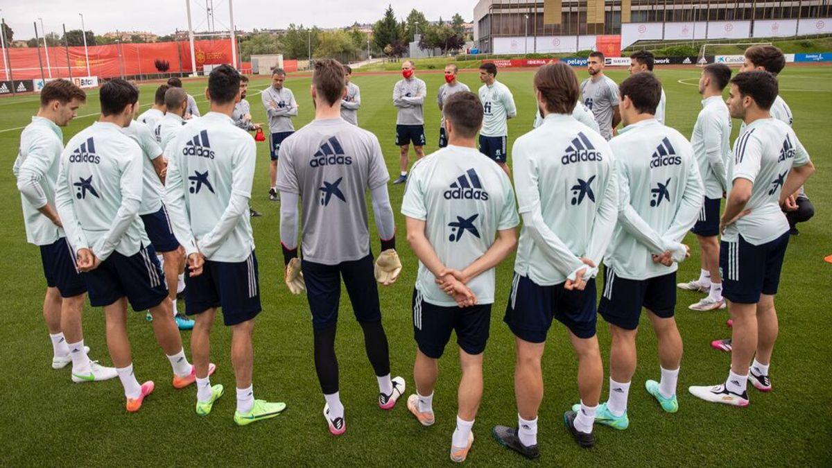 Los jugadores de la Selección Española recibirán una prima de 400.000 euros si ganan la Eurocopa
