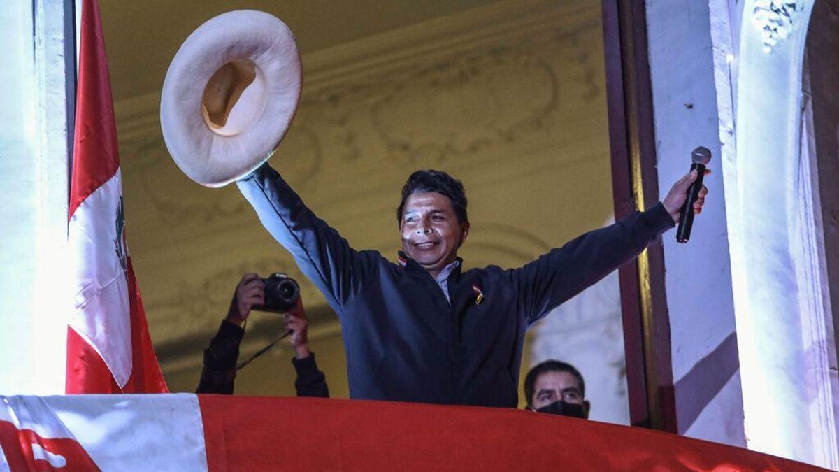 Perú confirma la victoria de Castillo, pero un recurso de Fujimori retrasa su proclamación
