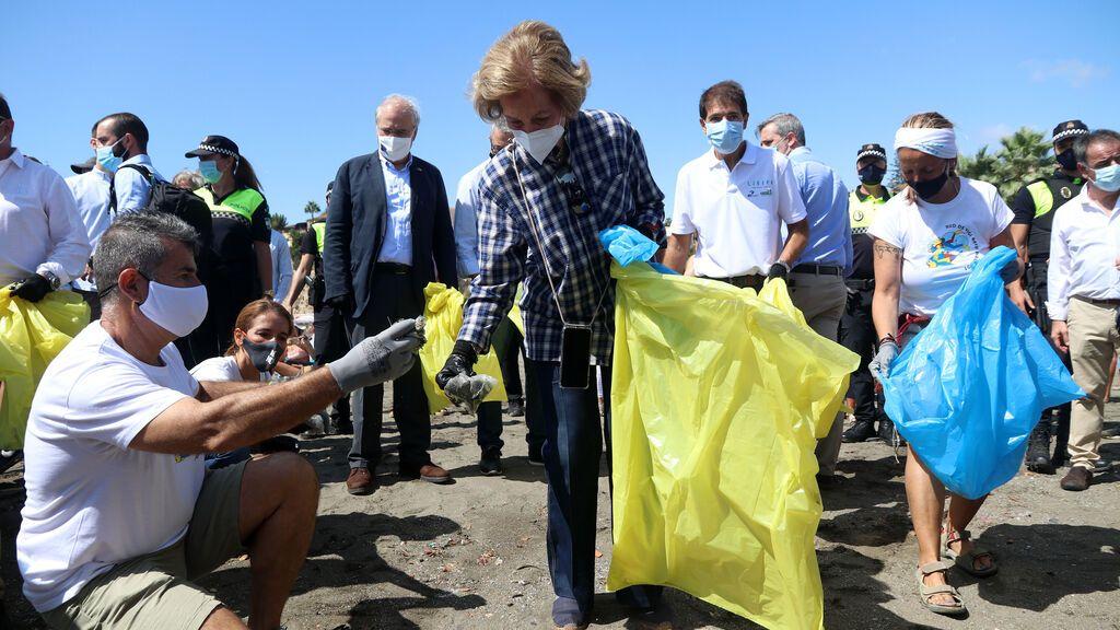Proyecto LIBERA celebra mañana 'basuraleza', su V gran campaña '1m2', gracias a miles de voluntarios