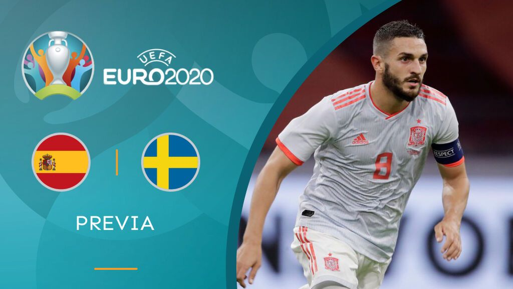 Previa España - Suecia en la Eurocopa 2020