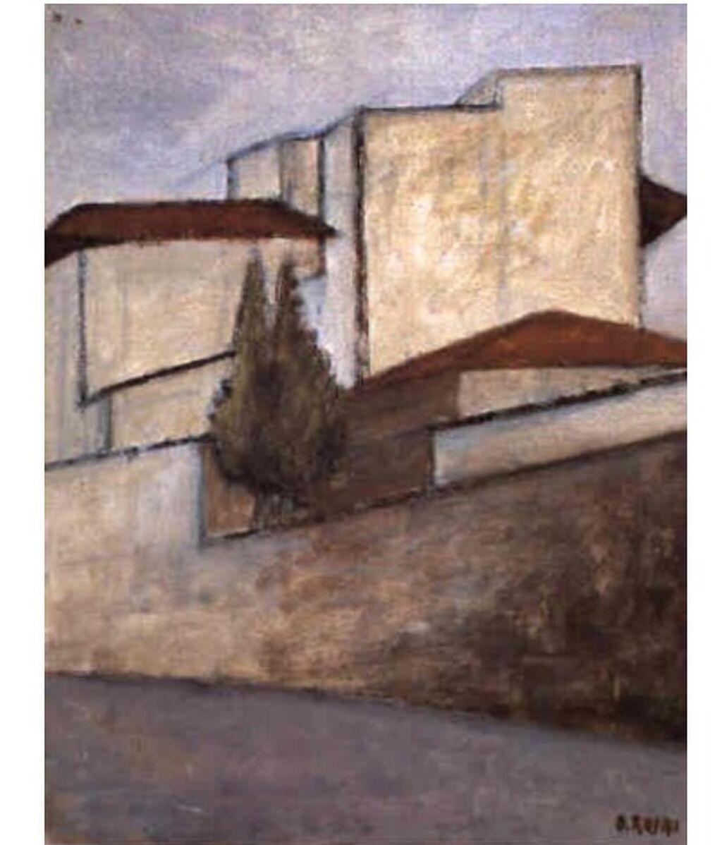 'Architettura' de Ottone Rosai