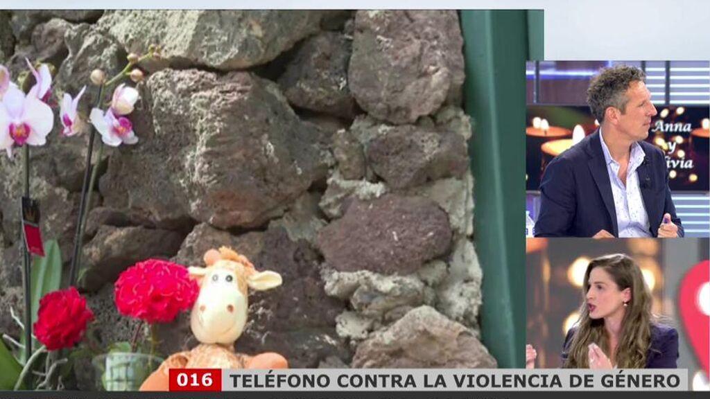 """Joaquín Prat se enfrenta a Malena Contestí por el caso de Anna y Olivia: """"¡Esto es violencia machista!"""""""