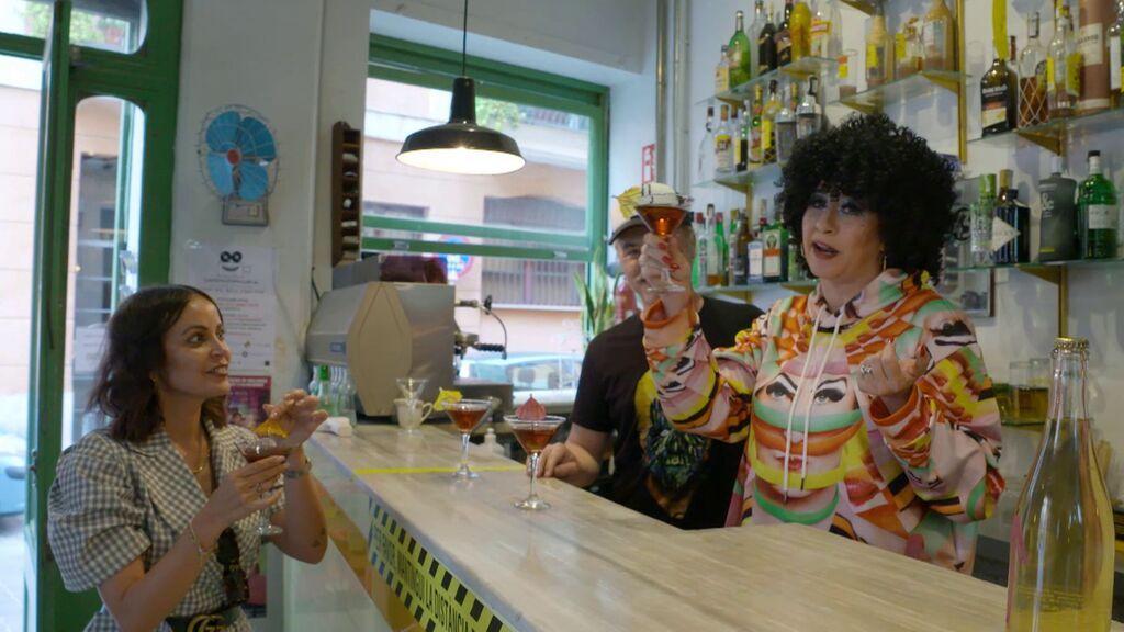 Así es el bar de La terremoto de Alcorcón en Mallorca