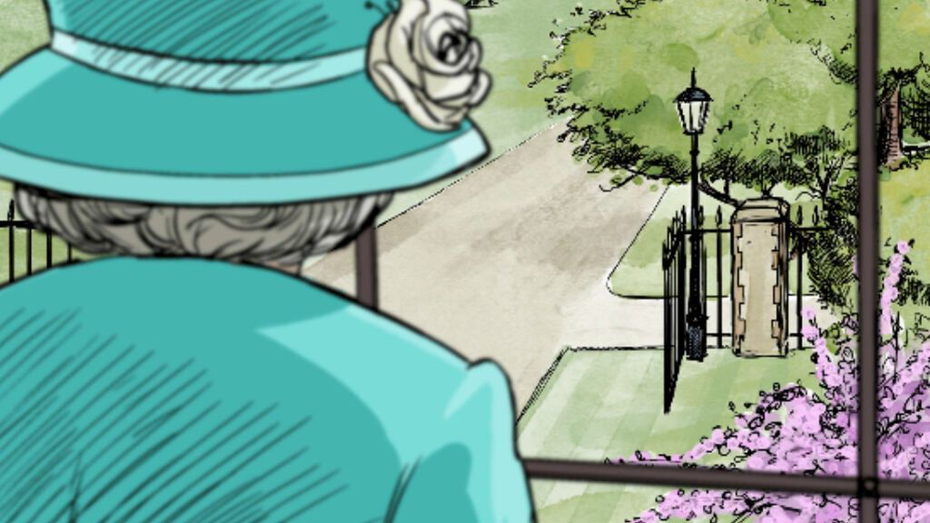 Isabel II de Inglaterra y Winnie the Pooh celebran juntos su 95º cumpleaños con un corto animado