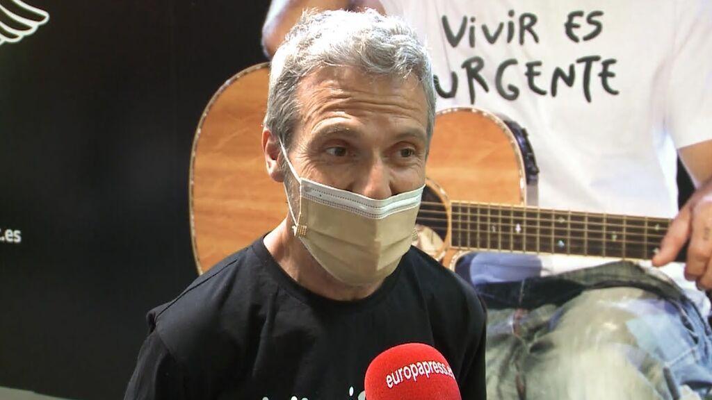 Entrevista hermano Pau Donés