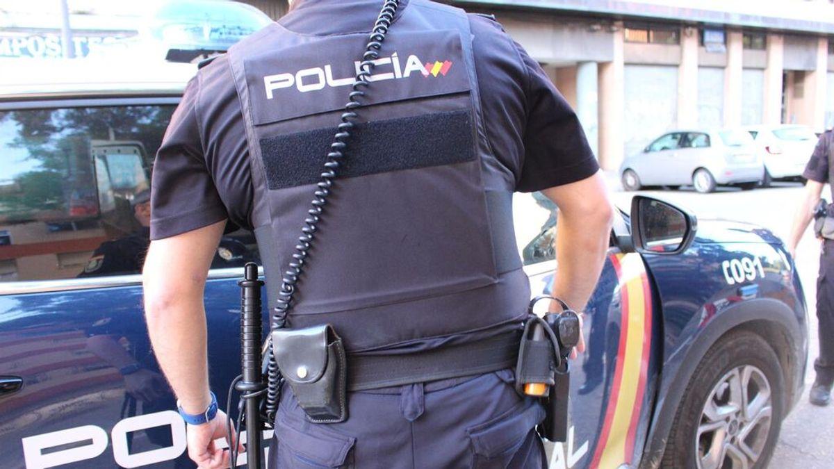 Detenido un hombre por intentar acuchillar a su novia en Xàtiva
