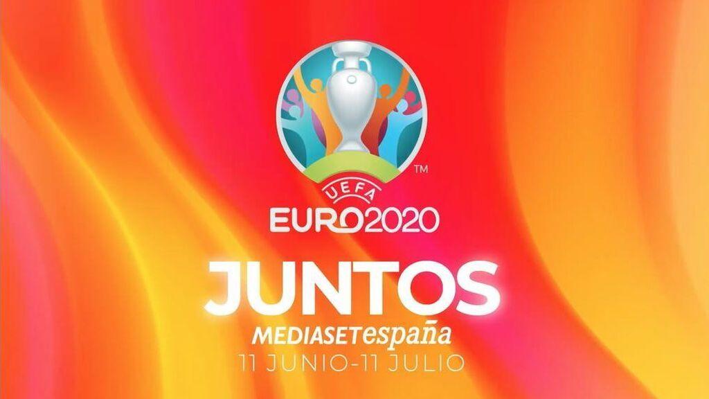 Mediaset España se vuelca en el debut de España ante Suecia en la Eurocopa 2020