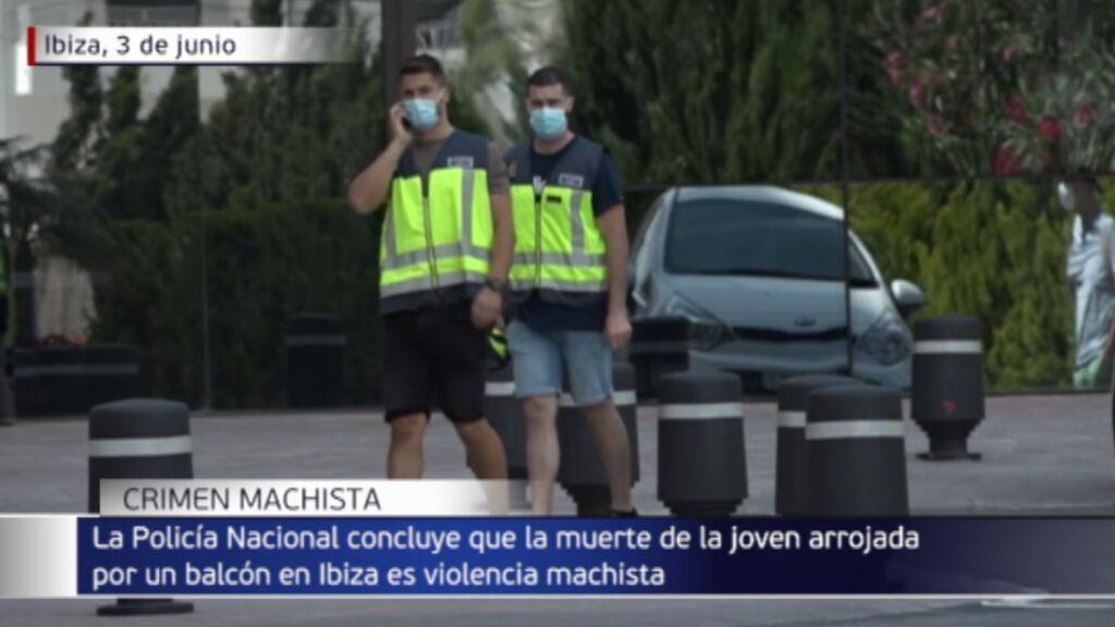 El caso de los turistas de Ibiza, confirmado como otro crimen machista