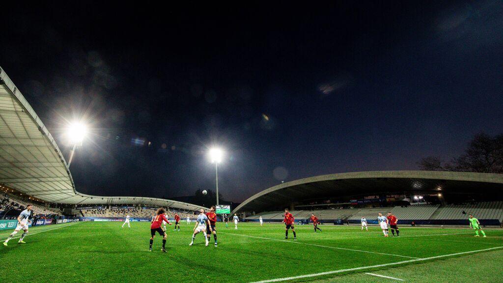 La Selección Española volverá a los entrenamientos en grupo dos días antes de su debut de la Eurocopa