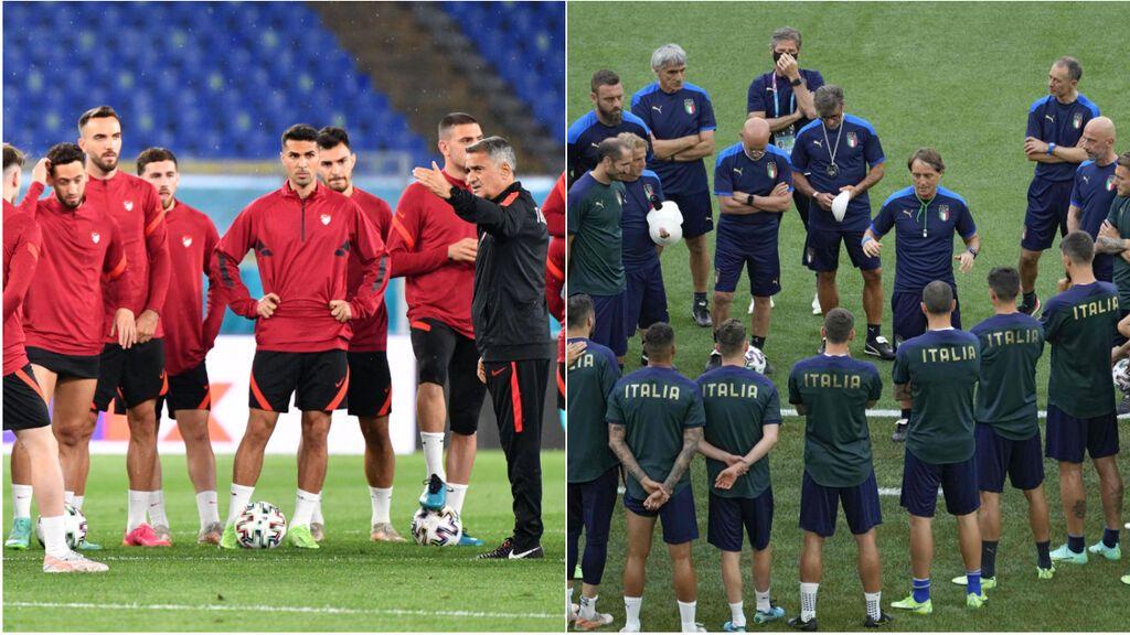 Turquía e Italia dan el pistoletazo de salida en la Eurocopa 2020