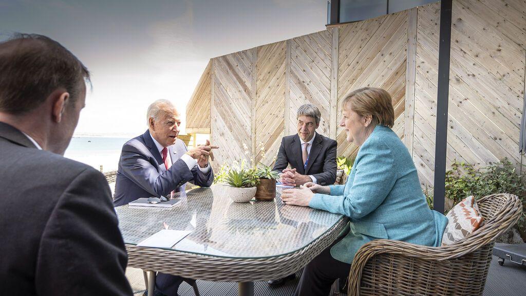 El G7 prepara un superproyecto de infraestructuras internacional para competir con China