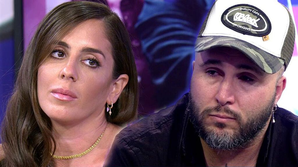 Anabel Pantoja abandona el plató tras enfrentarse a Kiko Rivera