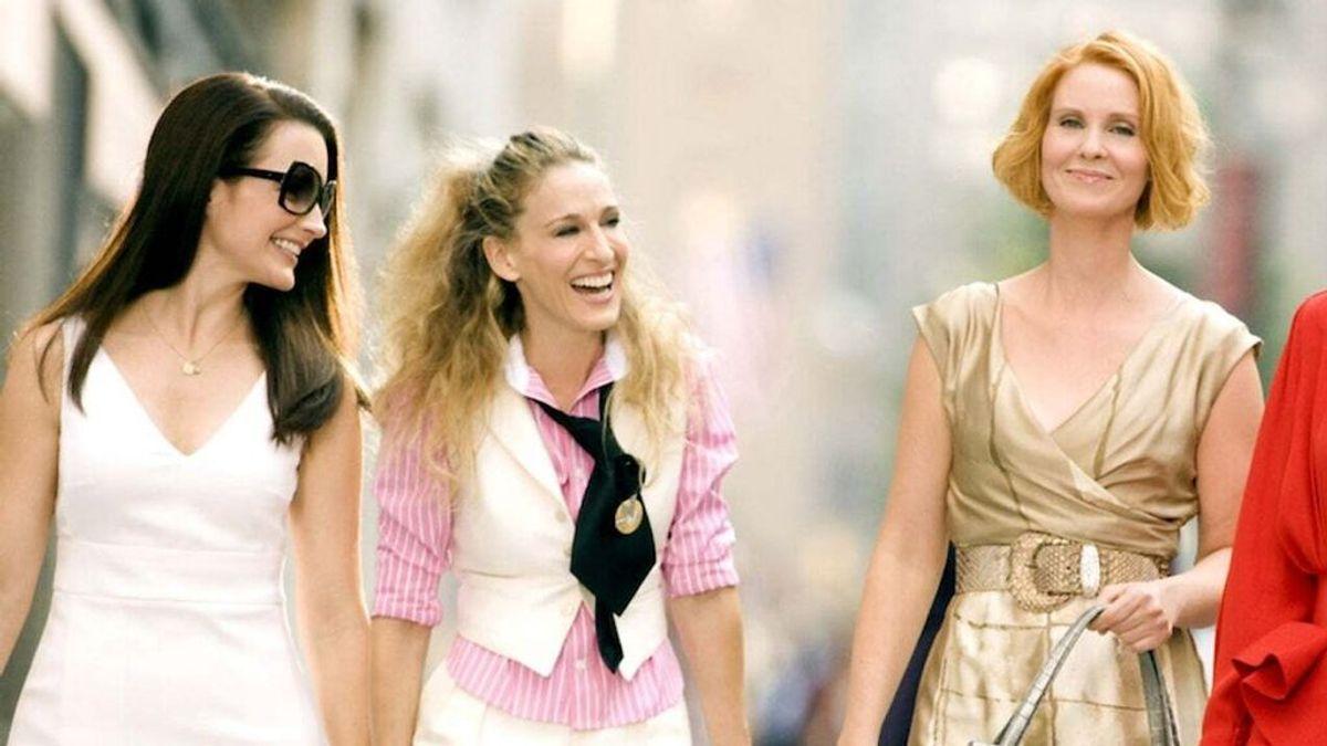Sarah Jessica Parker, Cynthia Nixon y Kristin Davis, juntas de nuevo para el revival de 'Sexo en Nueva York'