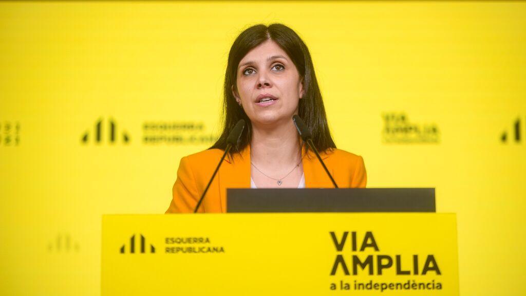 """ERC insiste en que es posible una solución """"democrática y política en el marco de este Estado"""""""