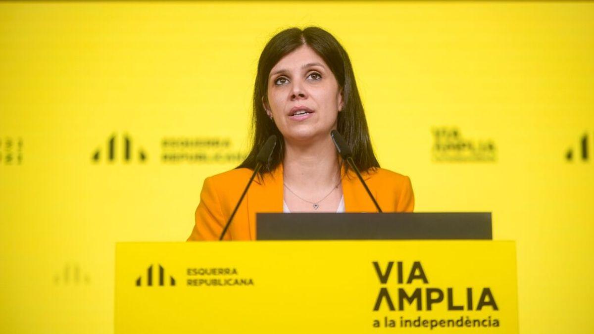 """ERC insiste en que una solución es posible """"democrática y políticamente en el marco de este estado"""""""