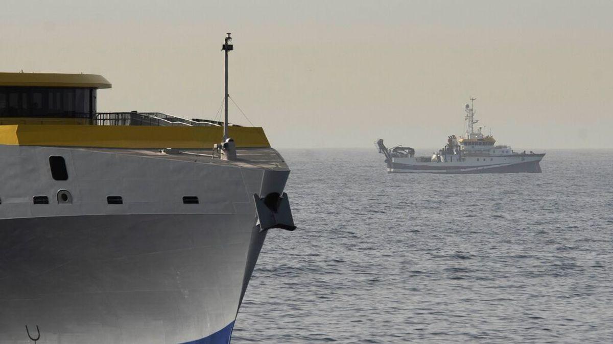 El buque oceanográfico Ángeles Alvariño continúa con la búsqueda de la pequeña Anna