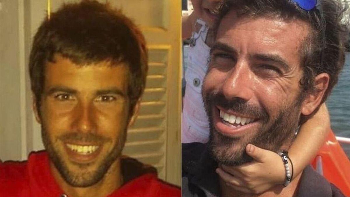 Tomás Gimeno mató a sus hijas y las envolvió en toallas y en bolsas de basura para después lastrarlas al mar