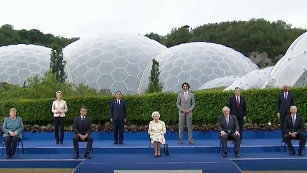 Los líderes del G7 quieren elaborar un plan común para futuras crisis sanitarias