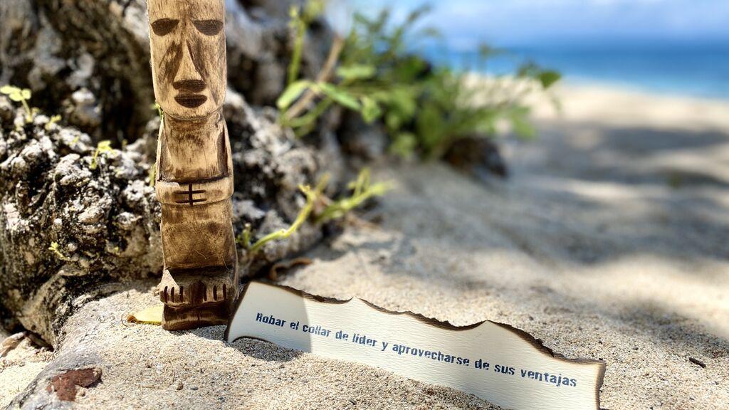 Un nuevo amuleto se esconde en Playa Uva