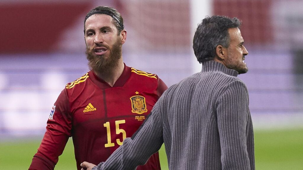 Malestar en la Federación Española con Sergio Ramos por su comportamiento durante estos días