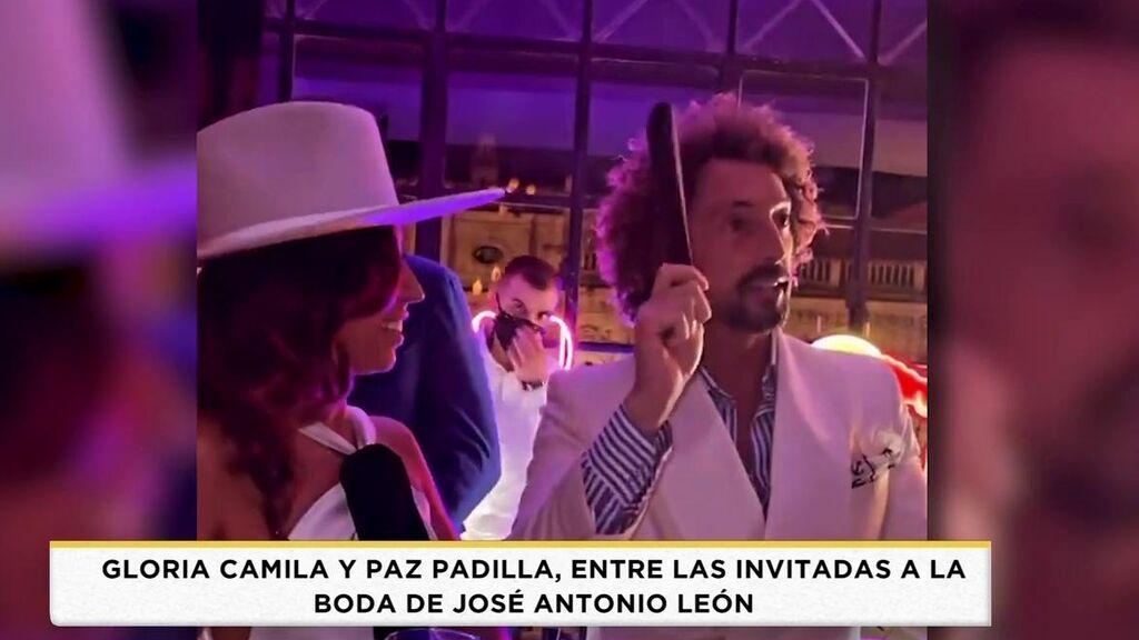 La boda de José Antonio León