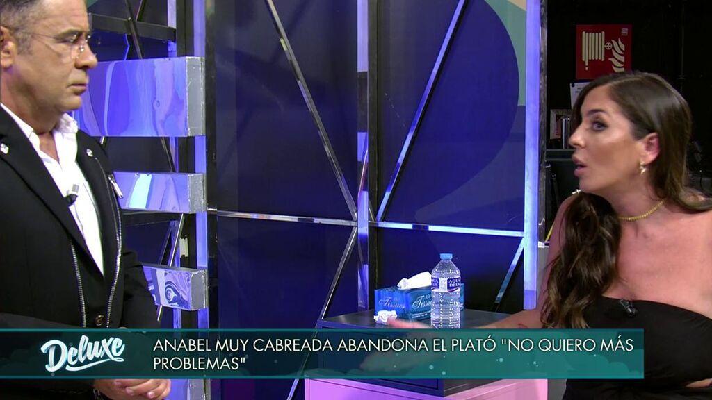 Jorge Javier Vázquez va en busca de Anabel Pantoja