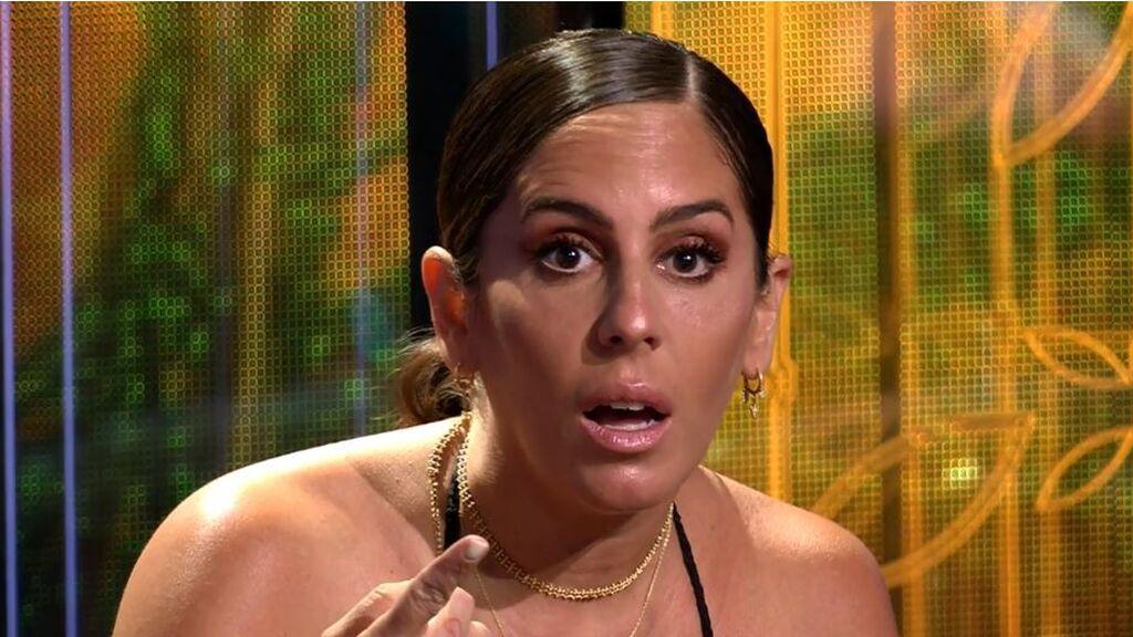 """El tenso enfrentamiento entre Sylvia Pantoja y Anabel: """"No llegas a mi tía ni a la suela"""""""