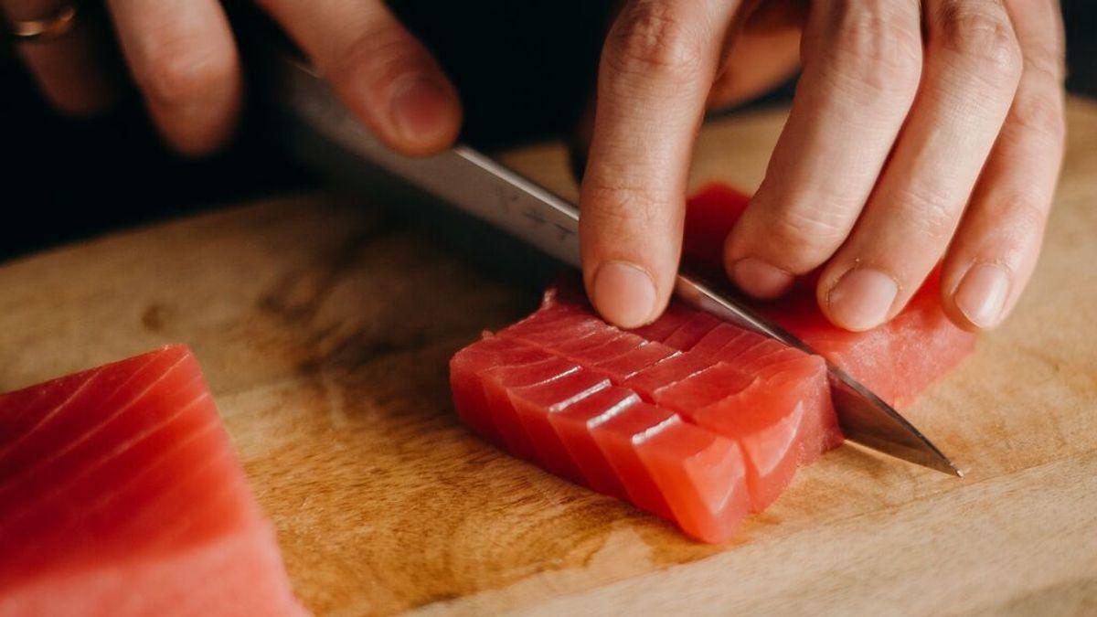 Cómo es la carne de atún vegana que promete el sabor del original