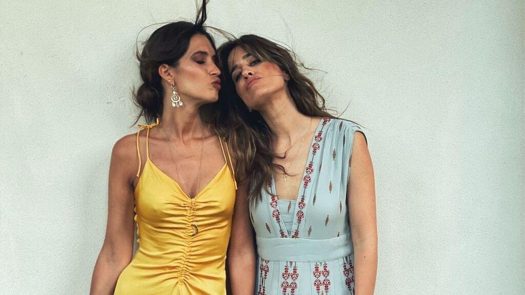 """Sara Carbonero e Isabel Jiménez, radiantes, en el bautizo de Dani Cruz: """"Celebrando la vida"""""""