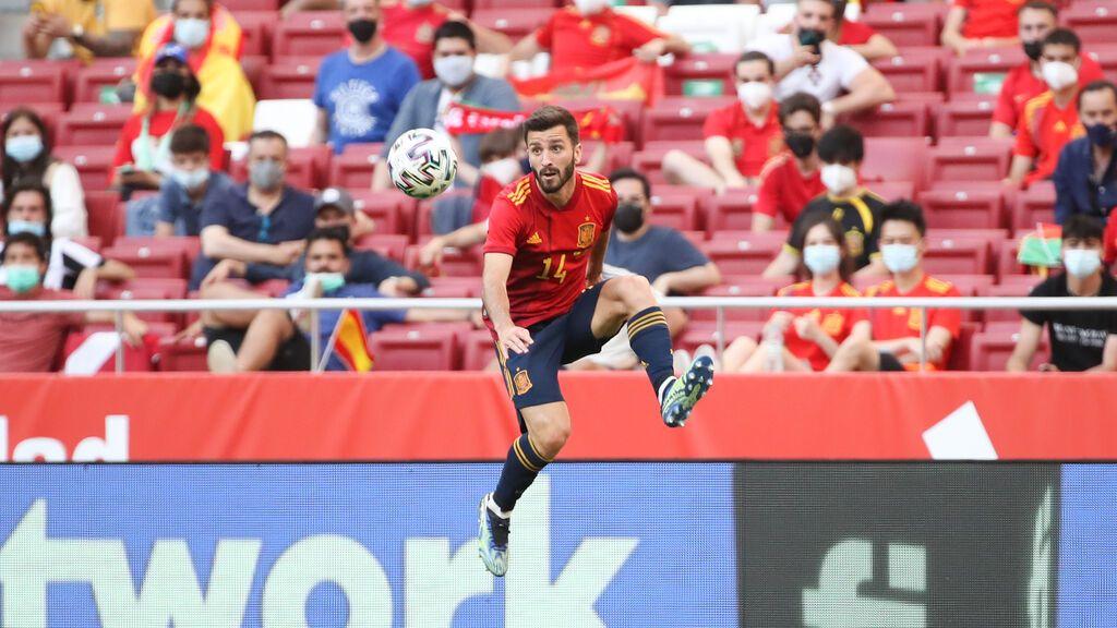 España - Suecia: ver en directo el debut de la Selección a las 21.00h en Telecinco y mitele.es