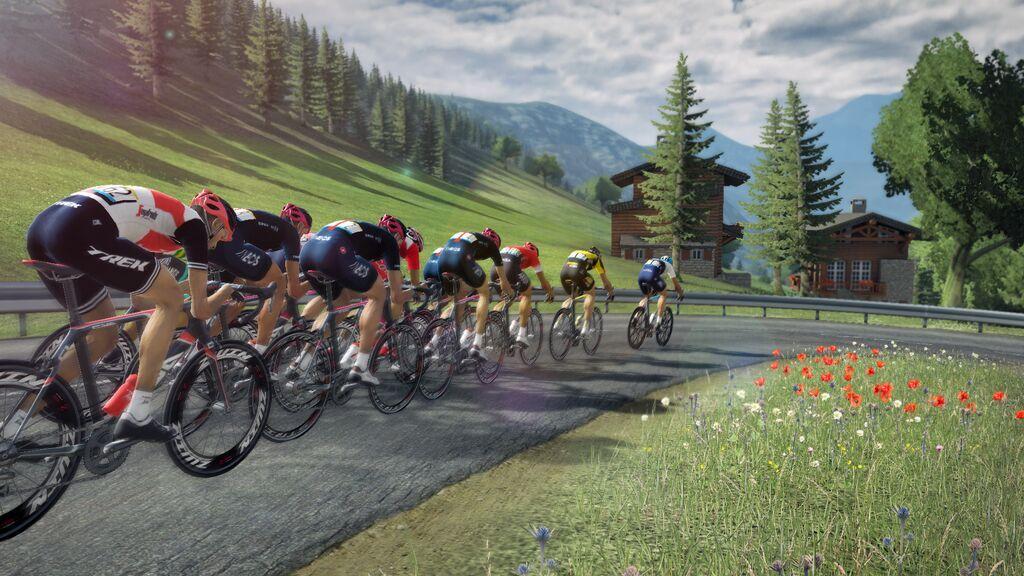 Las nuevas características del Tour de Francia para PS4.