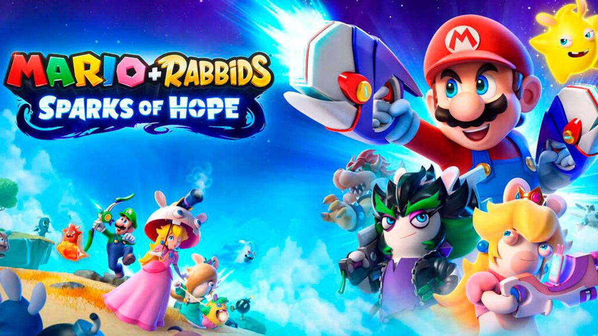 El Ubisoft Forward muestra Rainbow Six Extraction o Mario+Rabbids Sparks of Hope
