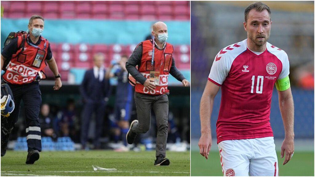 "Morten Boesen, médico de Dinamarca: ""Eriksen estuvo muerto"""
