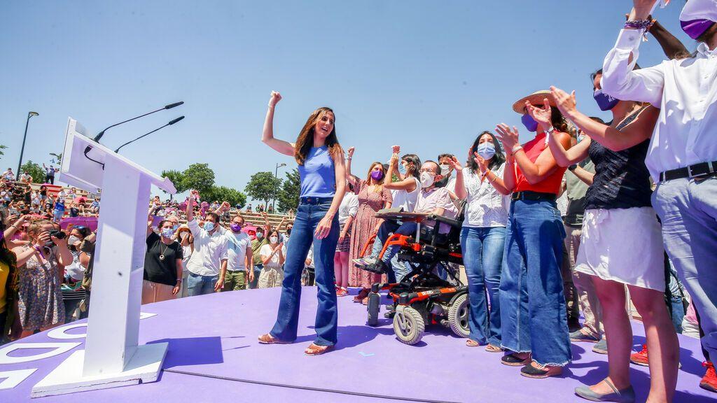 Feminizar el partido, fortalecerlo en los territorios y gestionar la bicefalia, retos de Belarra al frente de Podemos