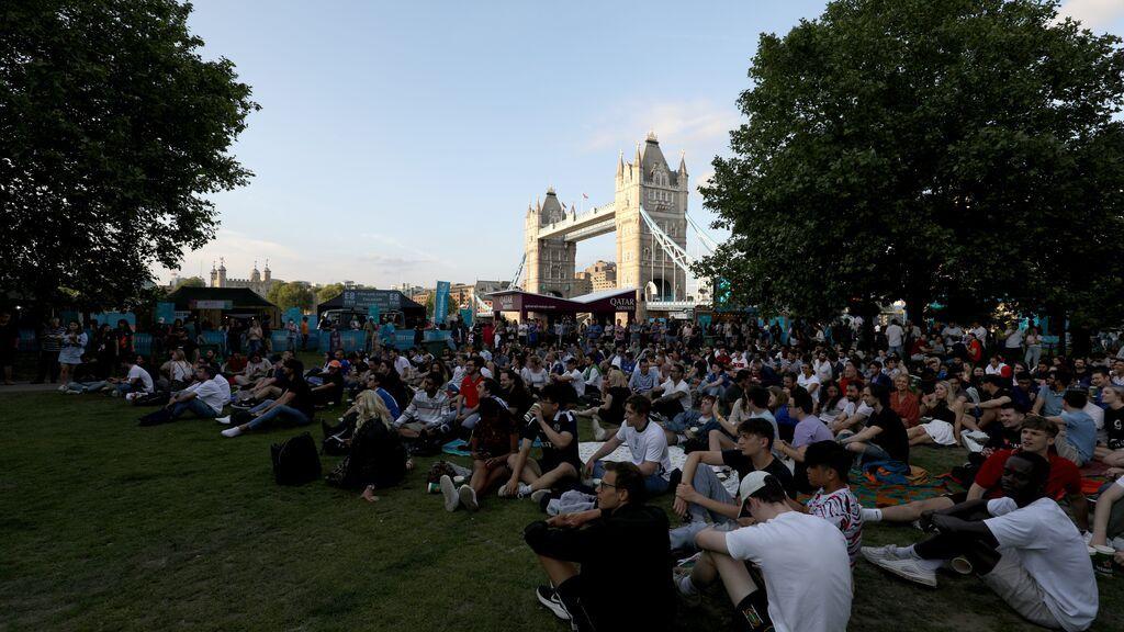 """La pandemia mejora en casi toda Europa, con la """"importante excepción"""" del Reino Unido"""