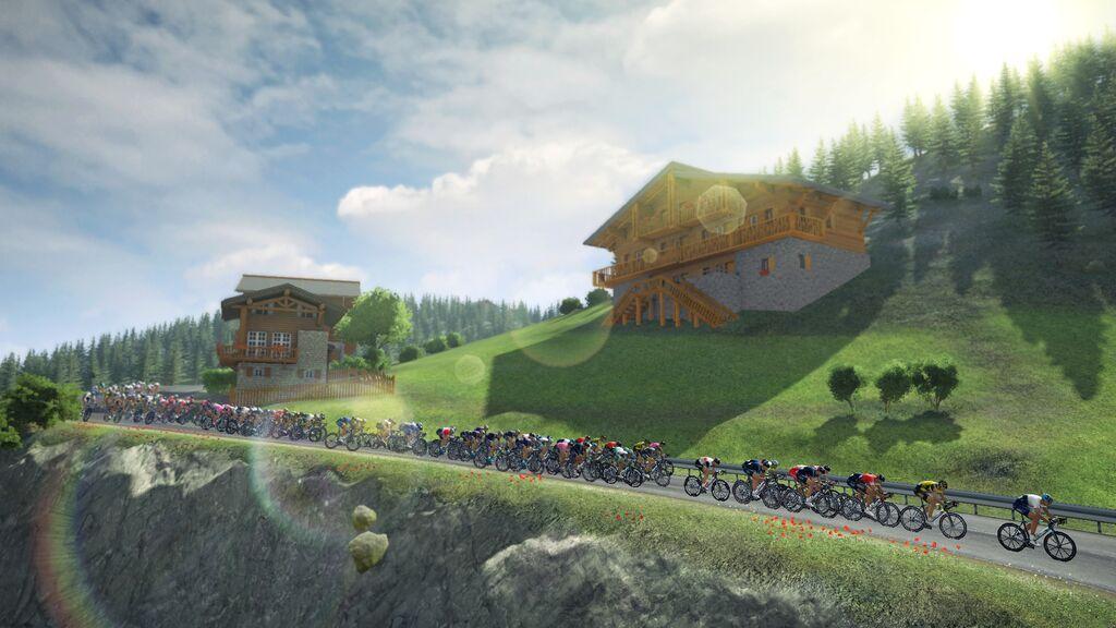 Las etapas de montaña volverán a ser decisivas.