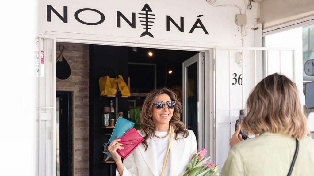 'No ni ná': así es por dentro la tienda de Paz Padilla y de Anna Ferrer en Zahara de los atunes
