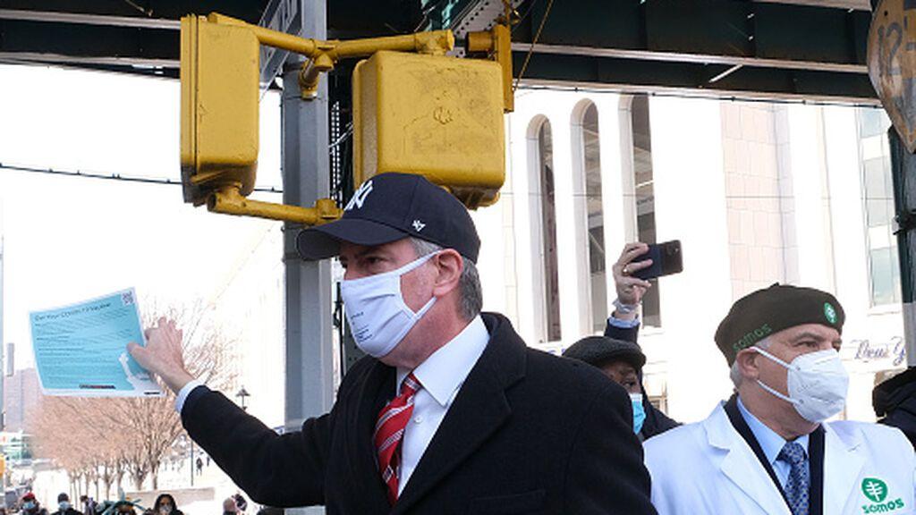 Los neoyorquinos pierden el anonimato bajo el control de miles de cámaras