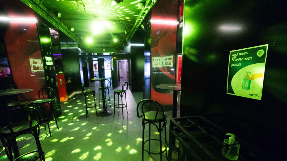 Madrid abrirá el 21 de junio el ocio nocturno hasta las tres: aforo del 50% en interior y pista de baile exterior