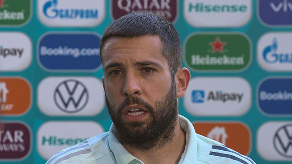 Esta es la nueva imagen del futbolista Jordi Alba de la que habla todo el mundo