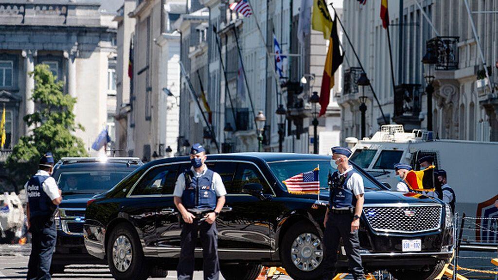 Biden simboliza la 'vuelta' de Estados Unidos a la OTAN