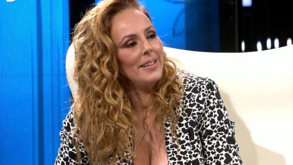 Rocío Carrasco, ¿imagen de la dieta de la alcachofa?