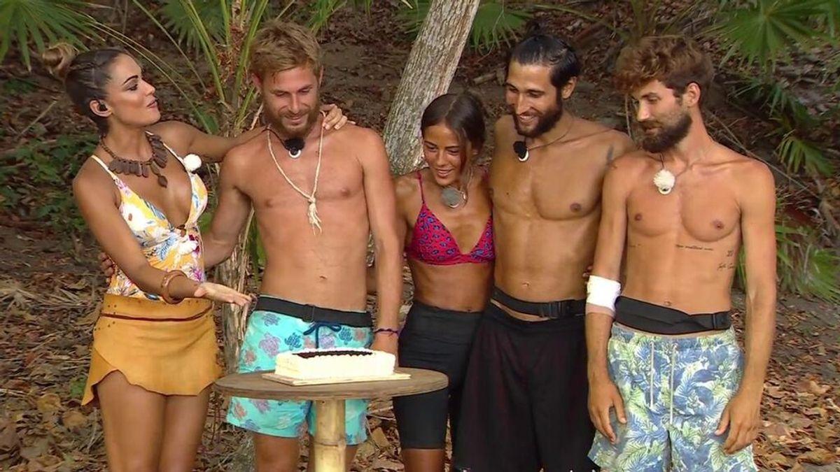La audiencia decide que Gianmarco, Melyssa y Tom han sido los más sinceros