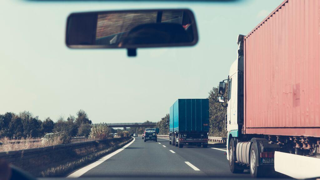 Campaña de ángulo muerto de camiones en Francia
