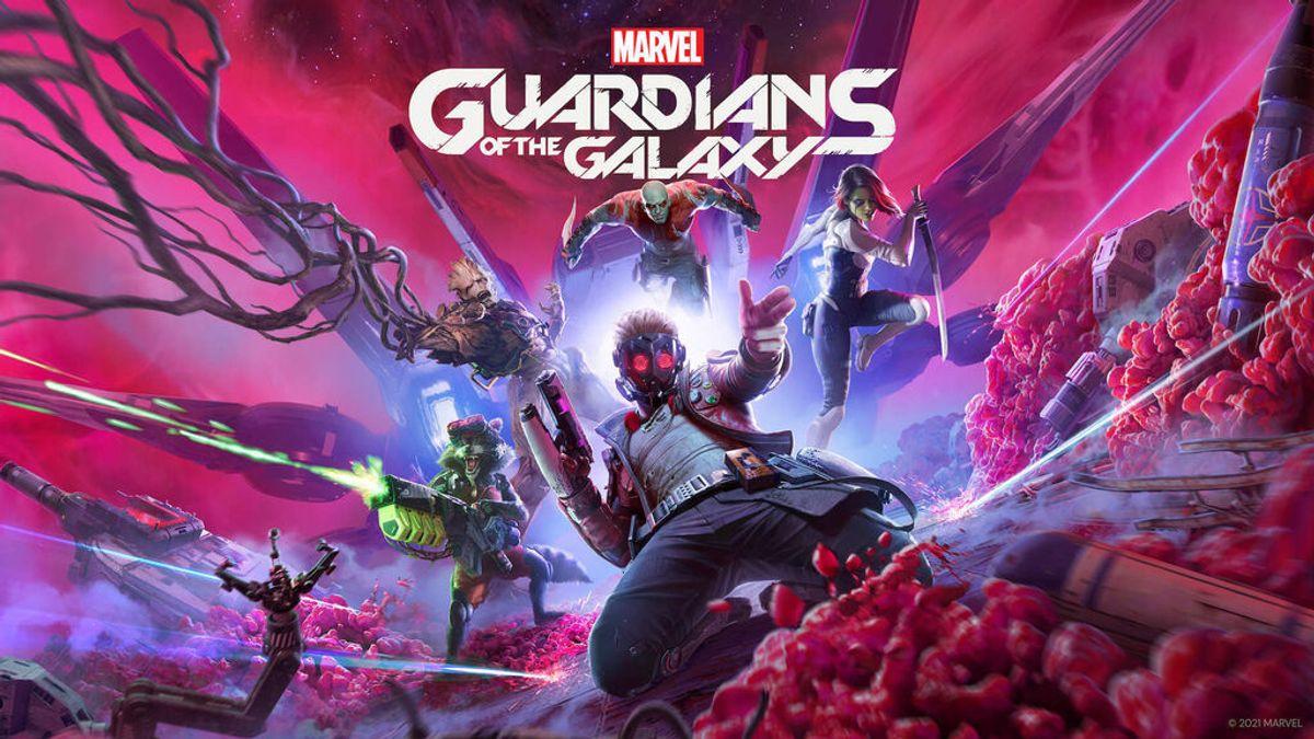 Square Enix presenta  el juego de Guardianes de la Galaxia y una precuela de Final Fantasy