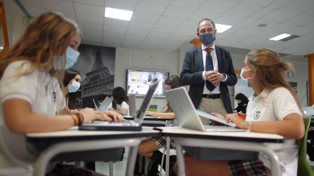 El inicio del curso escolar 2021-2022 en Madrid ya tiene fecha